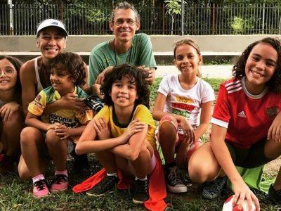 [AGENDA PE] Inscrições abertas para aulas de futebol para meninas e meninos