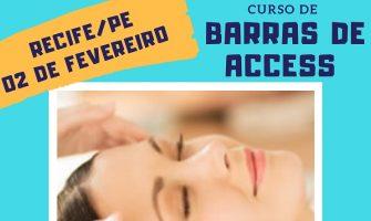 [AGENDA PE] Curso de Barras de Access™, dia 2/2, com Paty Munick, no Recife