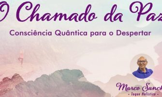 [AGENDA PE] Workshop 'O Chamado da Paz', com Marco Sanchez, de 24 a 26/1, no Recife