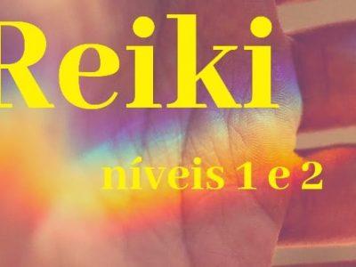 [AGENDA PE] Curso de Reiki essencial níveis I e II, dia 2 de fevereiro, no Espaço Gerar