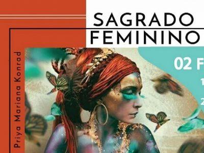 [AGENDA PE] Vivência do Sagrado Feminino: Danças e Cantos, dia 2/2, no Recife