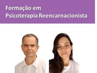 [AGENDA PE] Estão abertas as inscrições para a Formação em Psicoterapia Reencarnacionista, no Recife