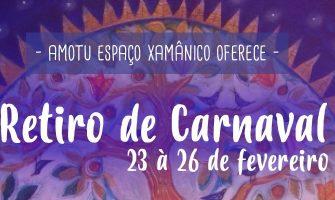 [AGENDA PE] Retiro de Carnaval no Amotu Espaço Xamânico, de 23 a 26/2