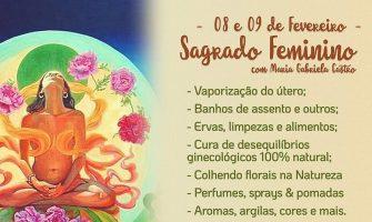 [AGENDA PE] Curso 'Sagrado Feminino' dias 8 e 9/2 no Recife