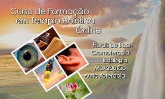[AGENDA] Curso de Formação em Terapia Holística, de 4 a 27 de maio, a distância