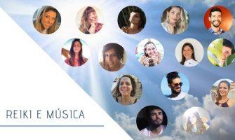 [AGENDA] Grupo de terapeutas oferece lives, unindo Reiki e Música