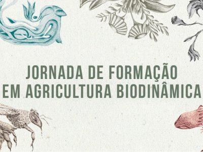 [AGENDA] Inscrições abertas, até 20/7, para I Jornada de Formação em Agricultura Biodinâmica do Brasil