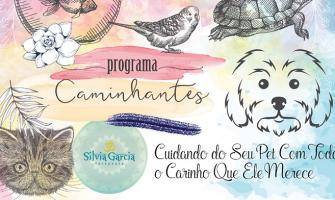 [AGENDA] Sílvia Garcia oferece tratamentos naturais para pets