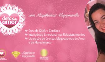 [AGENDA] Evento On-line 'Detox de Amor' acontece no dia 31/10