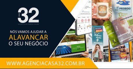 CASA 32 oferece serviços de comunicação para empreendedores e terapeutas