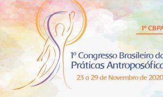 [AGENDA] 1º Congresso Brasileiro das Práticas Antroposóficas