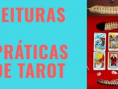 [AGENDA] Curso On-line 'Leituras e Práticas de Tarot', com Sabrina Carvalho