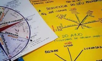 [AGENDA] Oficina On-line de Mandala das 8 Luas, com Rebeca Oliveira Duarte, dia 31/10