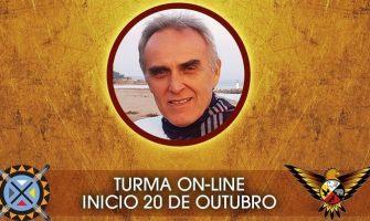 [AGENDA] Roda de Estudos On-line de Xamanismo Universal com Léo Artese, tem início dia 20/10
