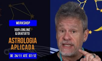 Workshop On-line de Astrologia, gratuito, com Otávio Leal