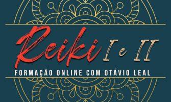 Curso de Formação On-line em Reiki I e II, pela Humaniversidade Holística