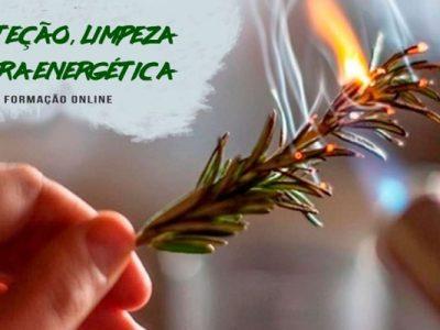 Formação On-line 'Proteção, Limpeza e Cura Energética', com Otávio Leal