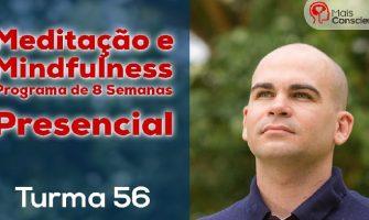 [AGENDA PE] Nova turma do 'Programa de Meditação e Mindfulness' tem início dia 5/11 no Recife