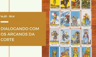 [AGENDA] Mini-curso on-line de Tarot: 'Dialogando com os Arcanos da Corte', dia 14/1
