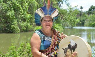 [AGENDA PE] Xamã Anna Xara oferece consultas individuais no Recife