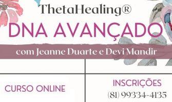 [AGENDA] Curso On-line de ThetaHealing® DNA Avançado, de 21 a 27 de junho