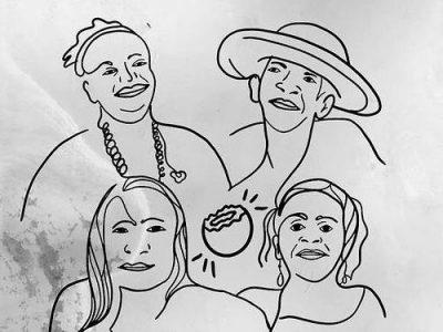 Projeto revela as histórias de vida de mestras coquistas de Olinda