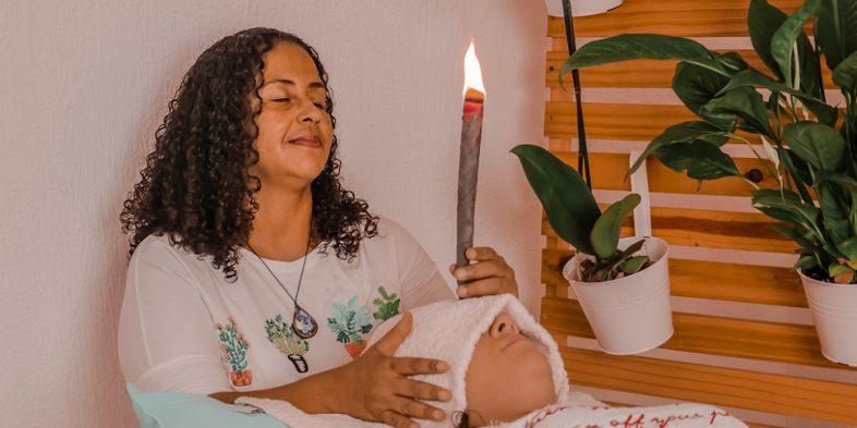 Os benefícios do tratamento com o Cone Hindu