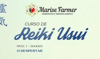 [AGENDA PE] Formação em Reiki Nível 1, dias 22 e 23 de maio, no Recife