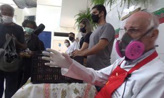 Está no ar o documentário 'Padre Júlio Lancellotti – Fé e Rebeldia'