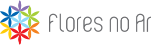 Logotipo do Portal Flores no Ar
